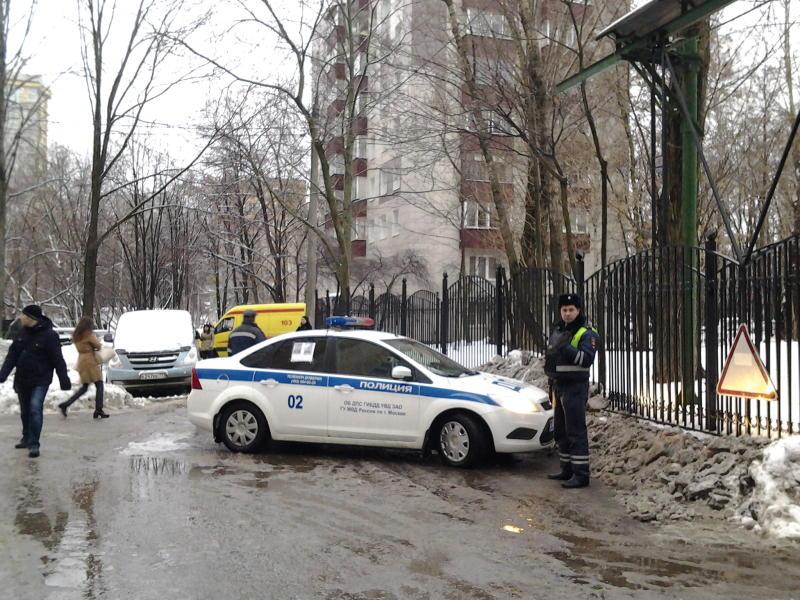 На юго-востоке Москвы задержали подозреваемого в жестоком избиении прохожего
