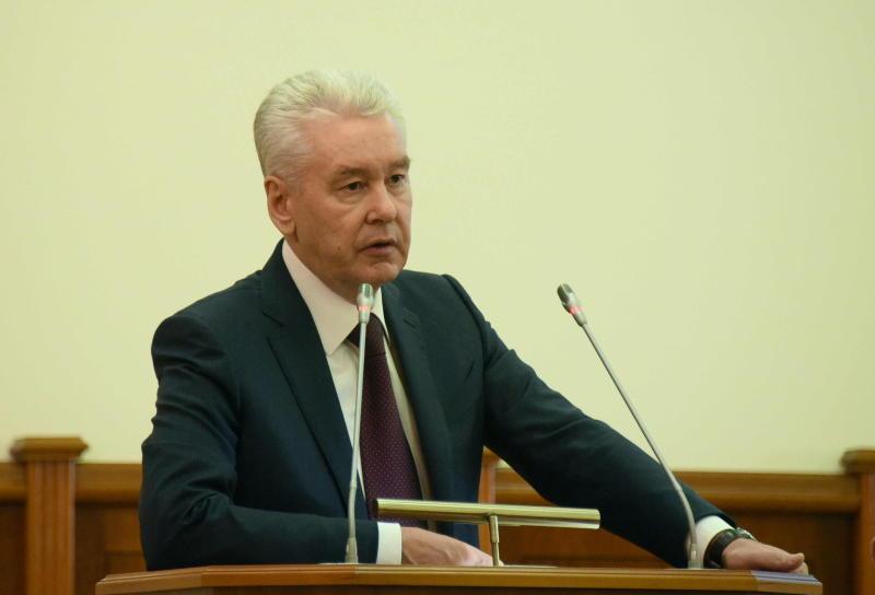 Собянин посетил крупнейший московский завод бытовых систем отопления