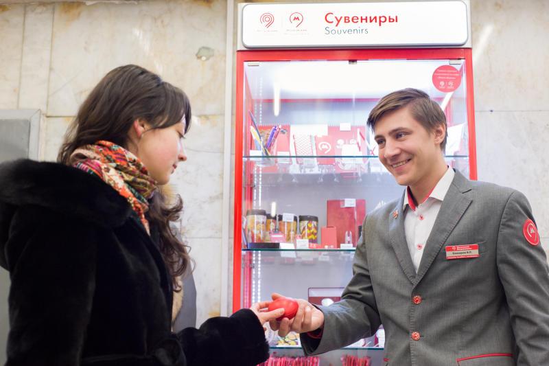 Метро Москвы выпустит брендированную одежду