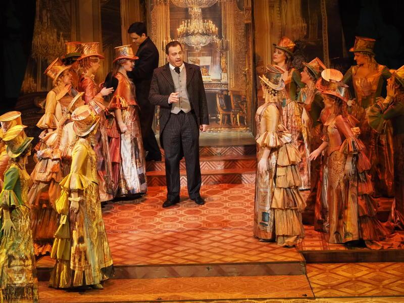 В Москве 26 марта организуют «Ночь театров»