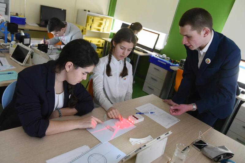 Новый образовательный проект представили в институте стали  и сплавов