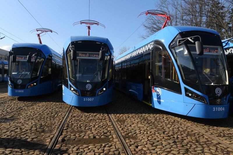 Движение трамвая от Троицка до станции «Прокшино» планируют запустить в 2022 году