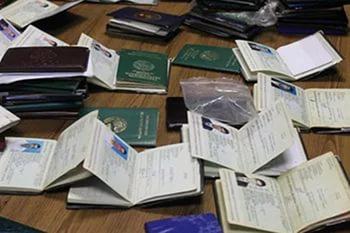 Факты нарушения миграционного законодательства выявила полиция