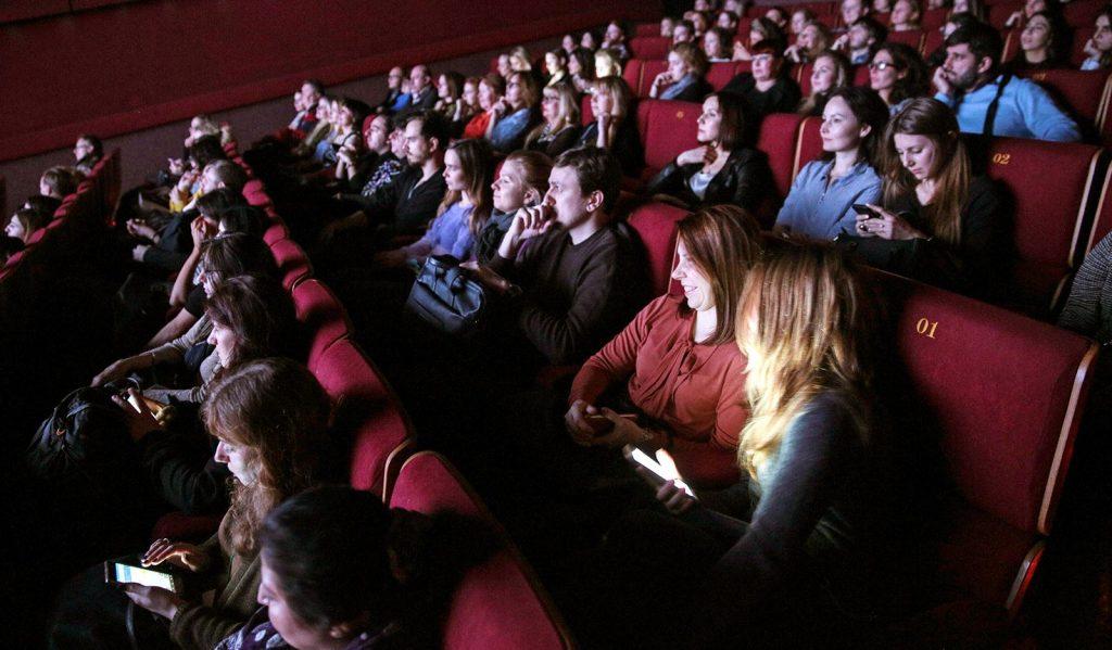 В выходные в 6 кинотеатрах Москвы пройдут бесплатные показы. Фото: портал мэра и Правительства Москвы