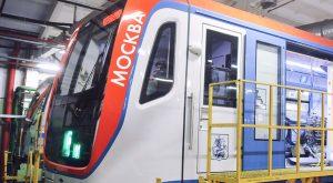 В апреле на линию метро выйдут поезда серии «Москва»