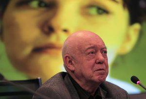 Борис Мессерер — автор сценографии более 150 оперных, балетных и драматических спектаклей. Фото: Валерий Мельников/РИА Новости