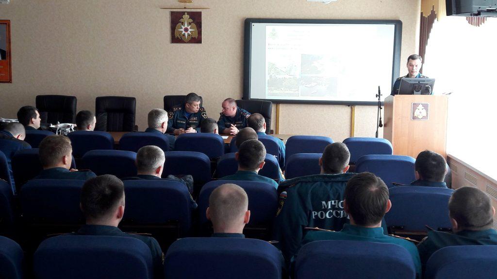 Школа повышения оперативного мастерства для пожарных и спасателей Новой Москвы