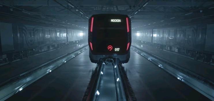 Запуск инновационного поезда «Москва» в метро пройдет 14 апреля