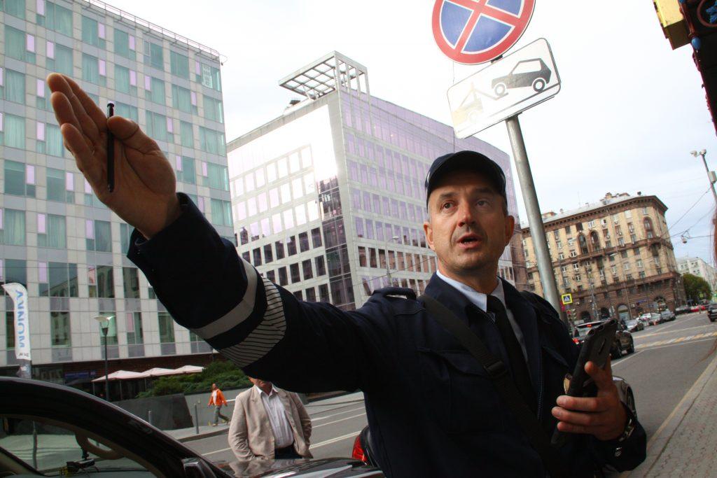Парковки Москвы объявлены бесплатными на майские праздники