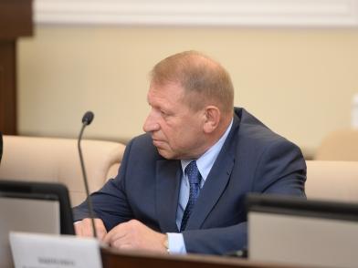 ВРИО начальника Московского уголовного розыска представили личному составу
