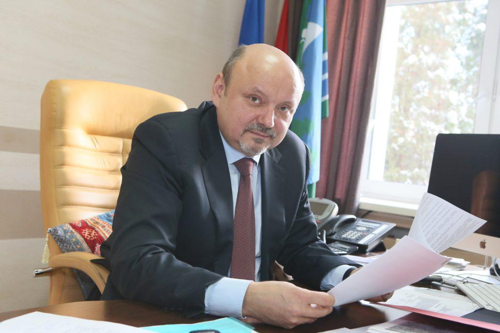 Владимир Дудочкин: Привык доверять людям