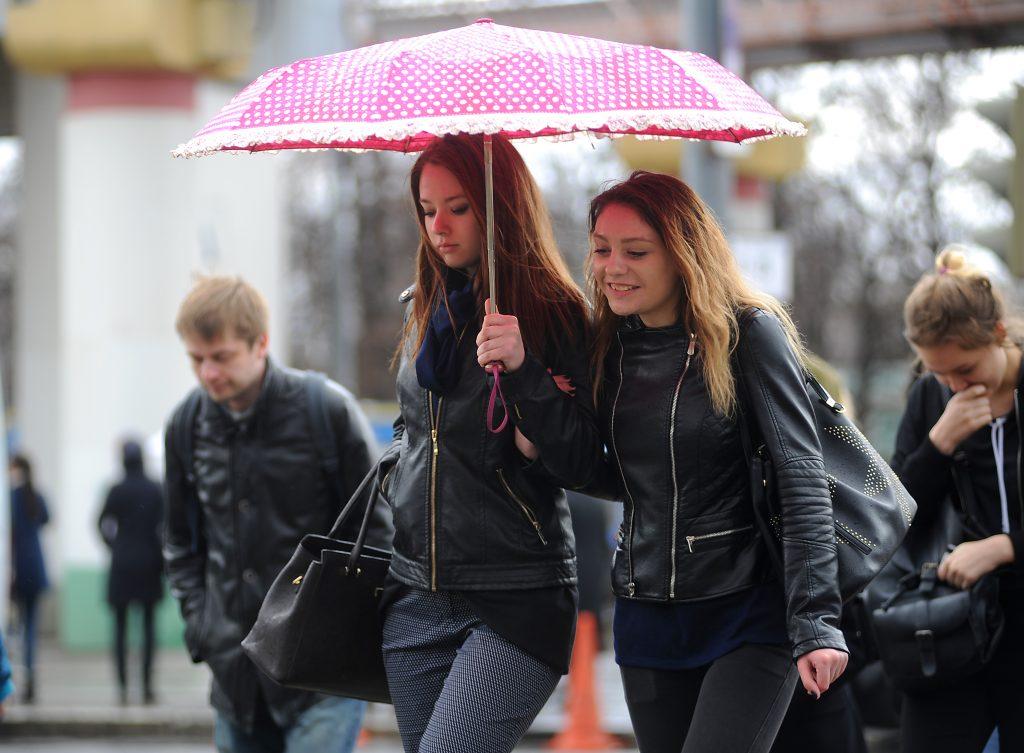 Следующая неделя в Москве будет пасмурной и холодной