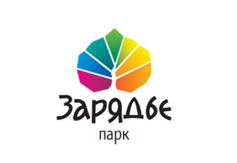 Логотипом парка «Зарядье» в Москве станет радужный цветок