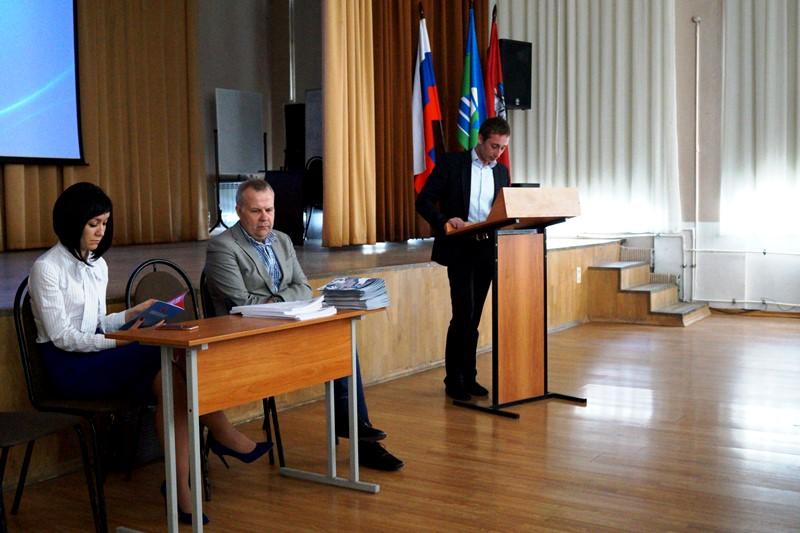 Урок правового информирования провели в рамках акции «Дети России — 2017»