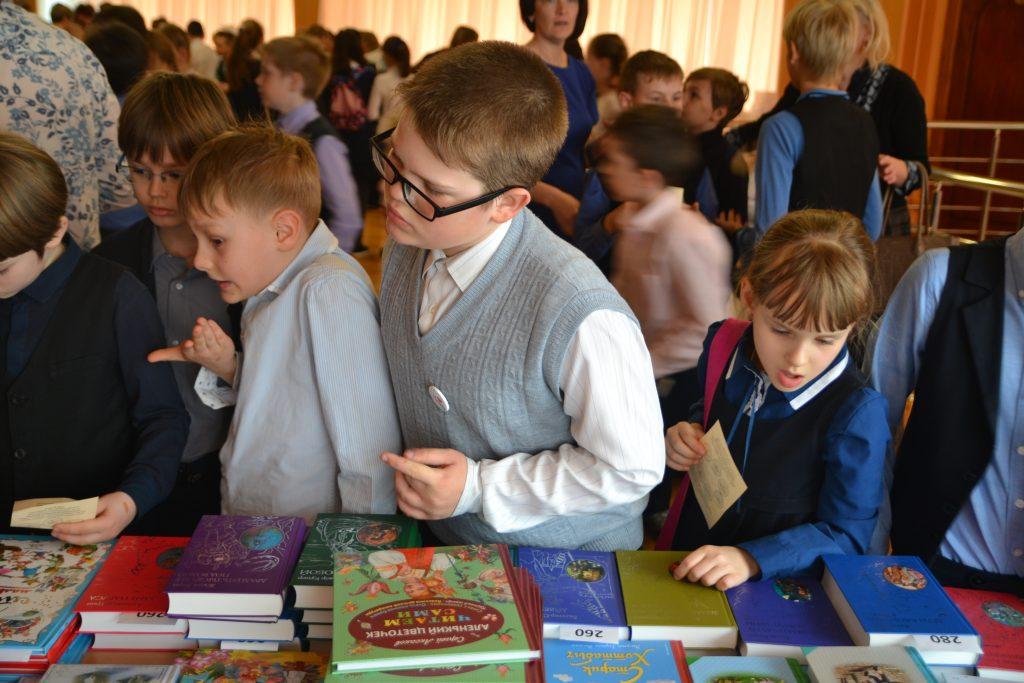 Литературный праздник «Книжкина неделя» посетили более 600 читателей