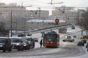 Скорость движения в центре Москвы планируют снизить