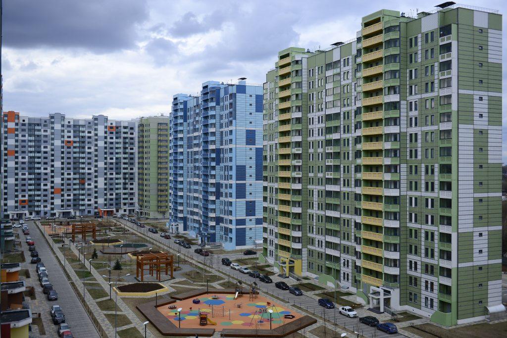 С начала года адреса в Новой Москве получили более пяти тысяч зданий