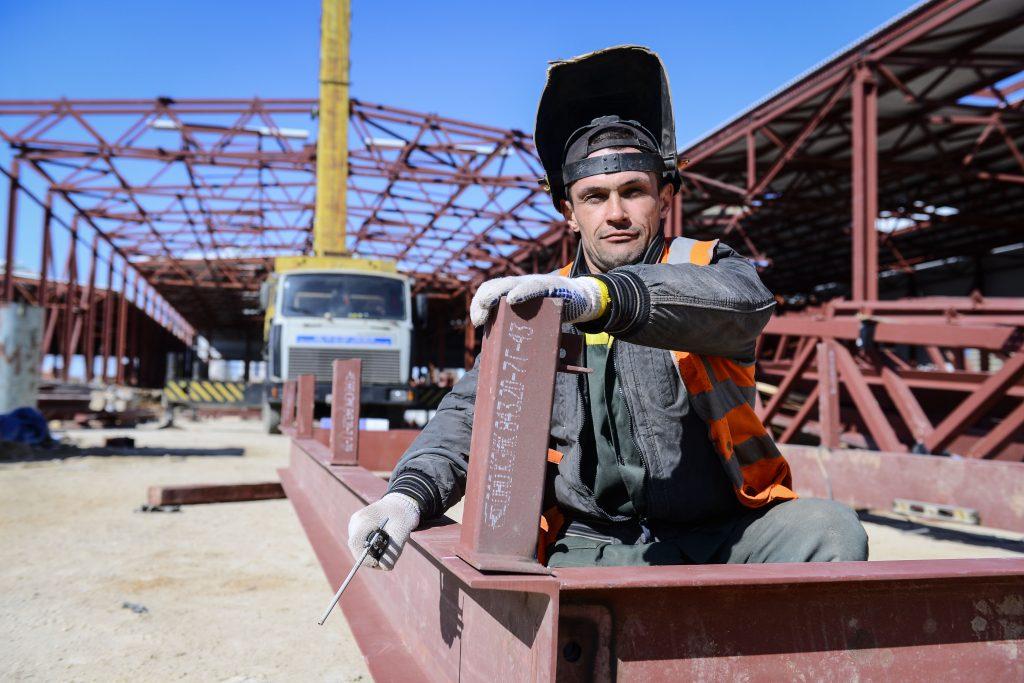 До конца года поселение Московский получит новый складской комплекс