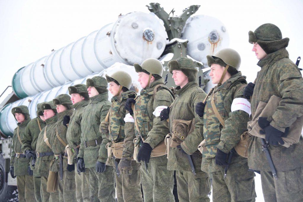 ПВО Москвы подняли по тревоге после зимы