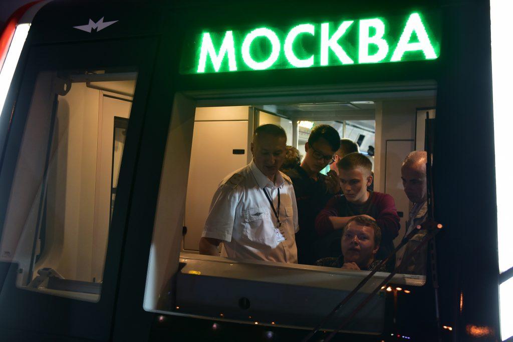 К запуску поезда «Москва» метро выпустит 600 тысяч фирменных проездных билетов