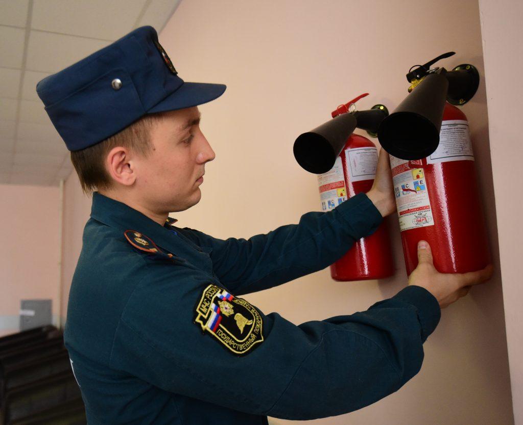 Рейд по безопасности прошел в Первомайском