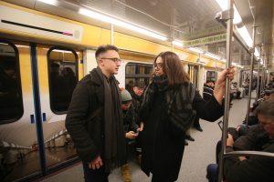 На «желтой» ветке метро Москвы станции стали объявлять на английском языке