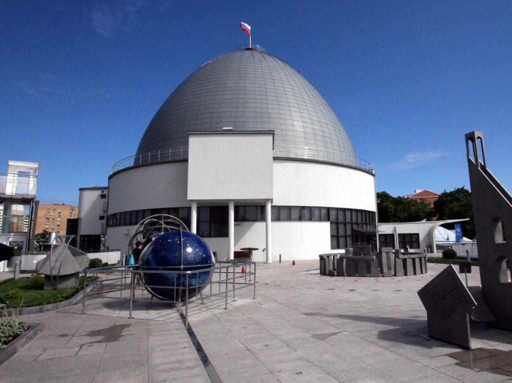 Группа Arfasound выступит на крыше Московского планетария