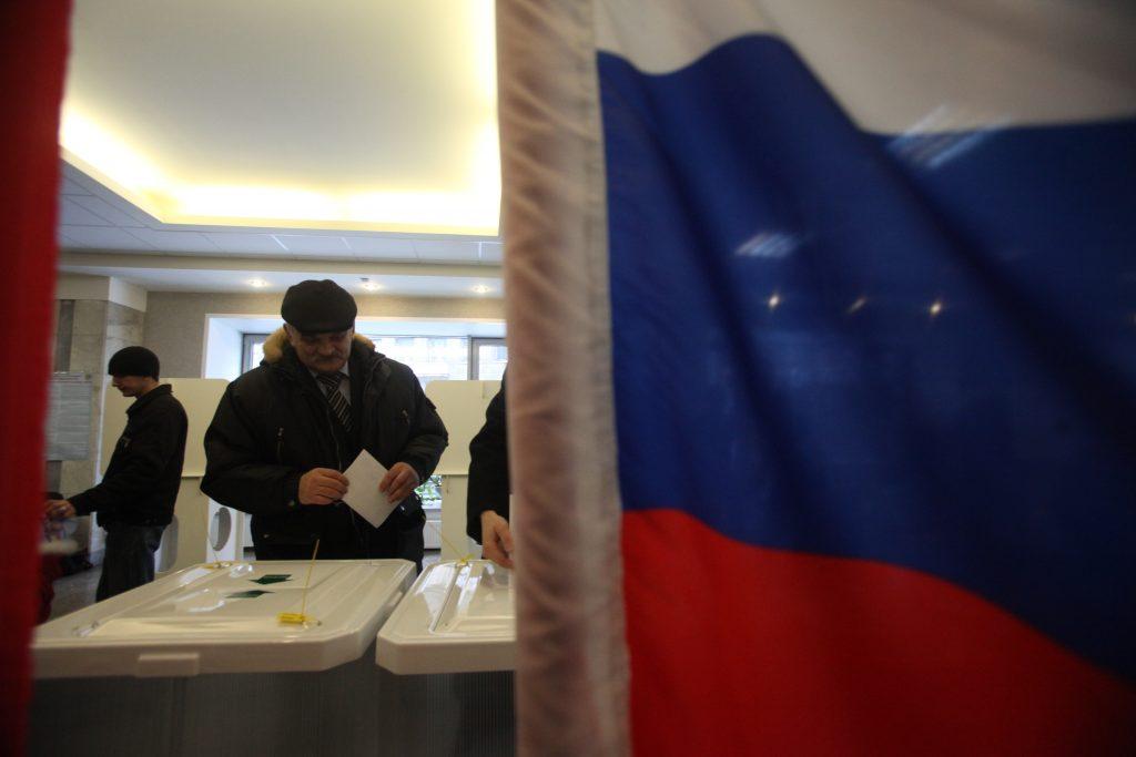 Госдума одобрила перенос выборов президента России
