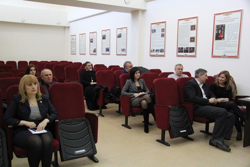 Совещание Общественного совета прошло в Управлении внутренних дел по ТиНАО