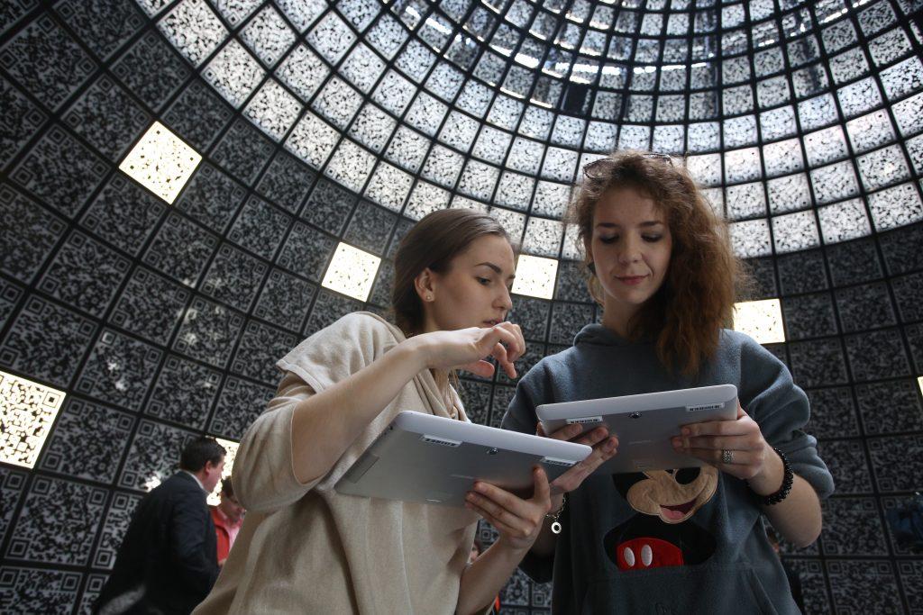 Выставка разработок в области информационных технологий для образования открылась в Москве