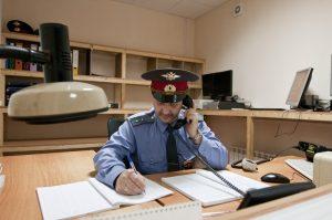Полиция работает на месте перестрелки в Подмосковье