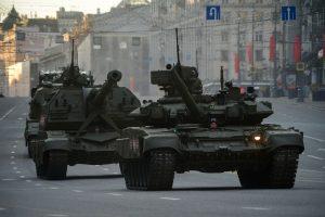 Несколько улиц Москвы перекроют 27 апреля