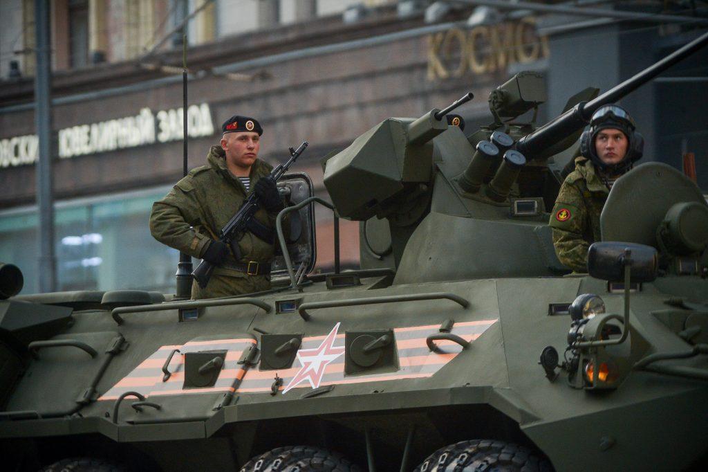 Парковочное пространство в Москве ограничат до 9 мая