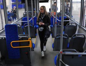 Электробусы в Москве получат USB-розетки