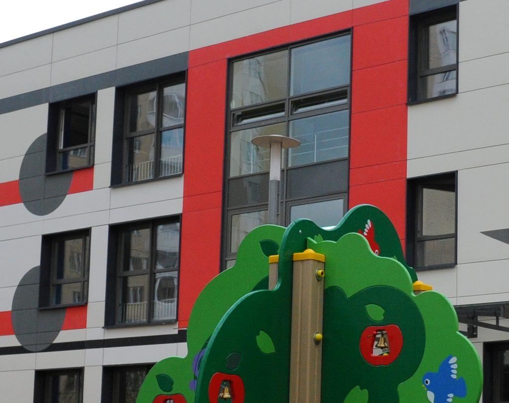 Детский сад на 220 мест откроют в Саларьево