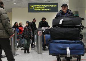 Свыше 20 вылетов задержали и отменили в Москве