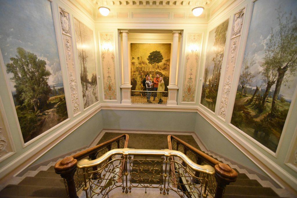 Исторические здания откроют двери москвичам