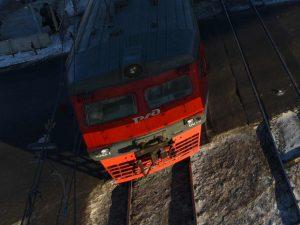 Поезд МЖД отогнали в тупик после обнаружения подозрительного предмета на путях Курского вокзала