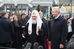 Сергей Собянин: «Пасхальный дар» открывает сезон весенних фестивалей