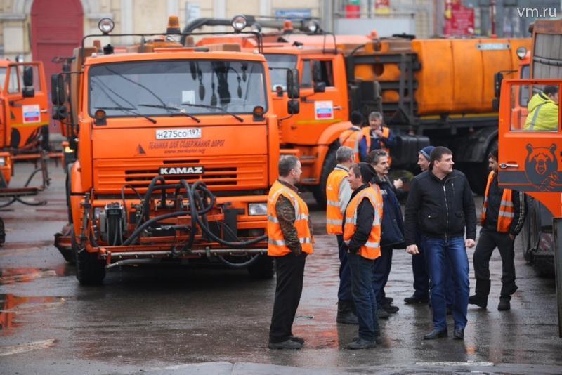 В Москве на майские праздники коммунальные службы перейдут на усиленный режим