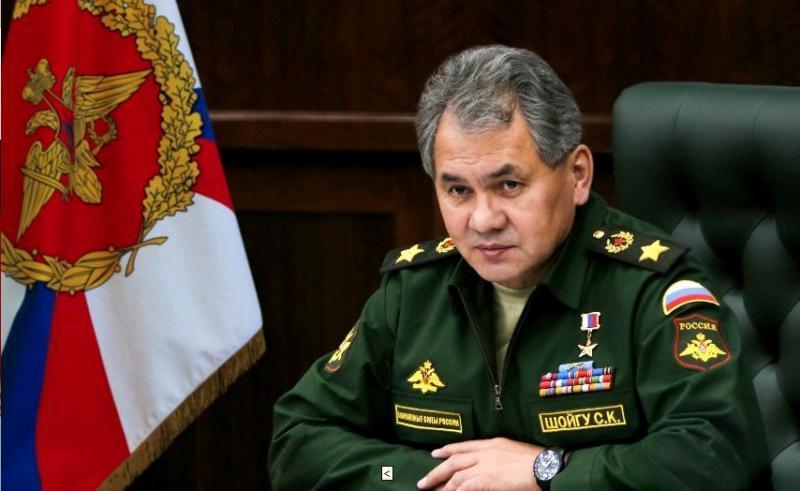 Сергей Шойгу: ракетный удар США создал угрозу жизни военнослужащих России в Сирии