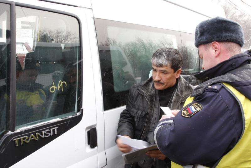С января 2017 года в Москве выявлено свыше тысячи нелегальных автобусов