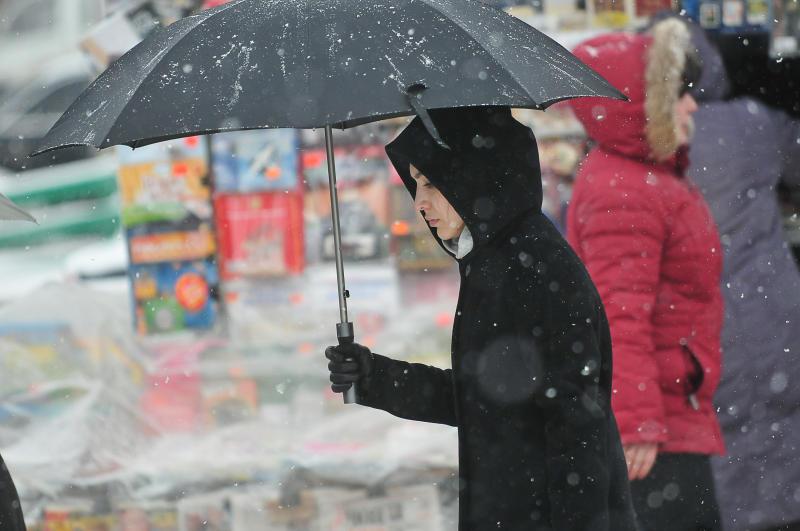 На выходных в Москве похолодает