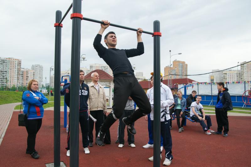 Весенние спортивные выходные ждут жителей Новой Москвы
