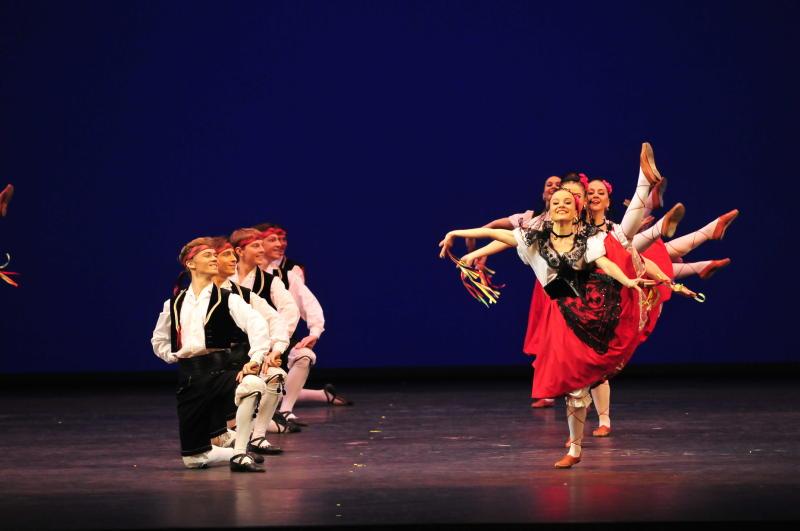 Первый тур фестиваля «Магия танца» стартует в Троицке