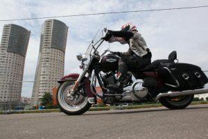 Столичные мотоциклисты дали «старт» мотосезону