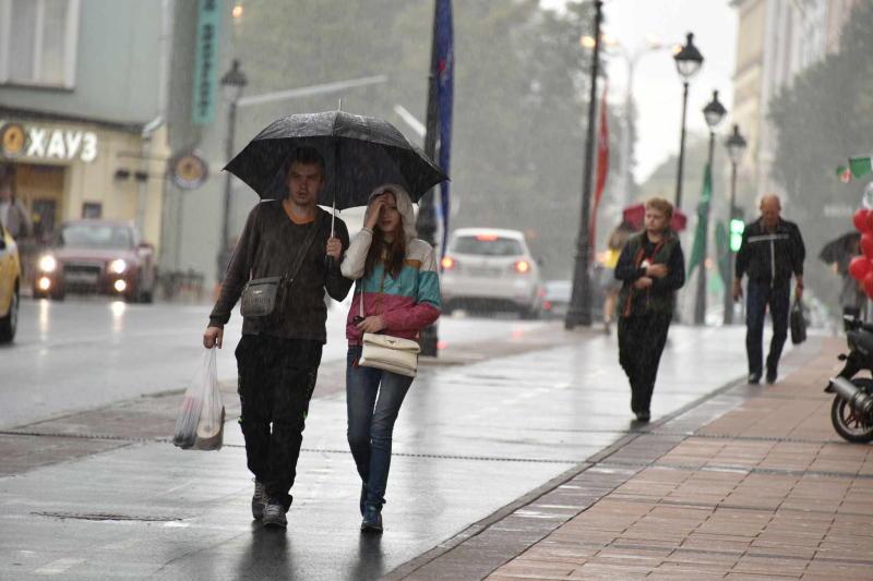 Москвичей 15 апреля ожидает похолодание