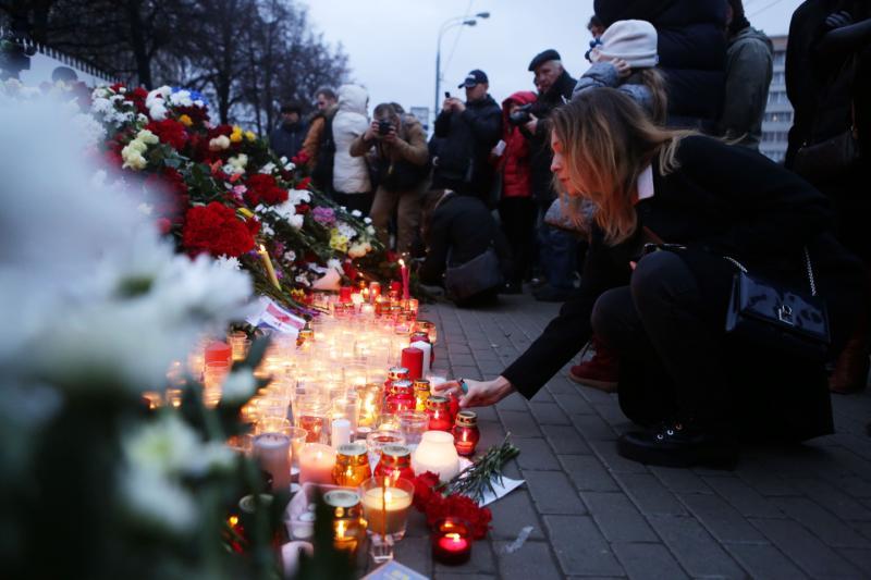 Развлекательные мероприятия в столице отменены в связи со взрывом в Санкт-Петербурге