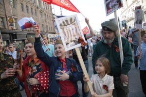 Истории героев Победы расскажут в прямом эфире. Фото: архив, «Вечерняя Москва»