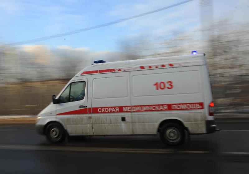 В Москве машины скорой помощи оснастят QR-кодом